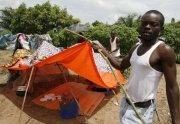 Congo's shattered peace slows evangelism