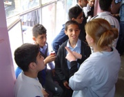School gives hope to Iraqi children of all faiths