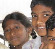 Children's center in India works to light up the world