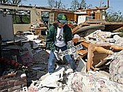 Ministry assesses tornado damage in Oklahoma