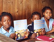 Geography challenges the ministry of The GodMan in Madagascar
