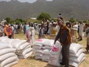 Global food crisis made worse by hoarding