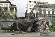Myanmar cyclone deaths soar; Christians responding