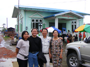 Myanmar church strong, but needs relief resources
