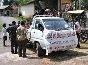 Ministry responds to flooding in Sri Lanka