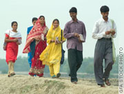 India Christians forced to flee