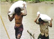 Help for Myanmar farmers and children