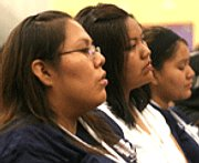 Native youth reach out to peers