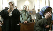 Christian flees Iran after years of abuse