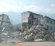 Thousands saved in the wake of China's earthquake