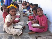 Child sponsorship faces high food prices