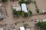 Heavy flooding troubles Haiti
