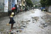 Haiti's situation remains desperate