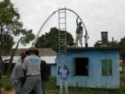Living Water team brings clean water and the Gospel to community in West Africa
