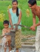 Radios help people get clean water