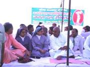 Christians protest Hindu violence