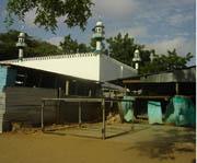 A church in Kenya attacked by Muslim mob