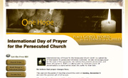 Persecution abounds worldwide, IDOP just days away