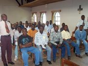 Training seminar for ministry to Muslims in Congo