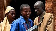 Proclaimer brings hope to Rwanda