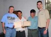 ASM teams with believers to translate Gospel