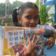 You can help kids overseas