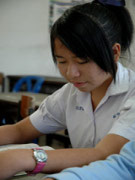 Compassion gives Hmong girls hope for a future through education