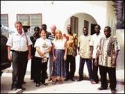 British missionaries arrested in Gambia