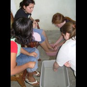 Shoes provide solid footing for ministry in Honduras