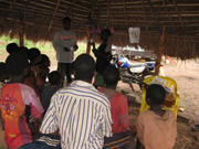 Motorcycle 'circuit riders' are sharing the Gospel in Africa