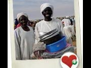 Partners gives hope in buckets and reaches out to child soldiers