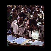 Wusuraambyans hunger for God's Word