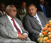 Buckner, Bright Hope and Ethiopian president celebrate school inauguration