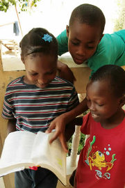 Bringing life to children affected by HIV