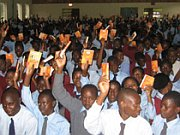 New Testament changes young lives