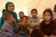 CRWRC helps displaced Pakistanis