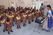 Christian schools help needy children