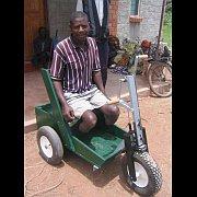 Unique wheelchairs transform lives