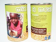 Help prepare humanitarian aid