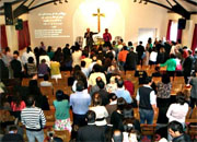 Iran's unrest may signal good news for Christians