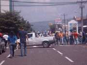Honduras coup forces duel for leadership