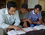 Missionaries hail from many countries