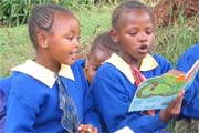 Girls rescued physically and spiritually in Kenya