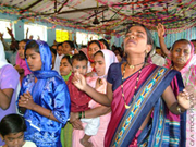 Christians attacked in India