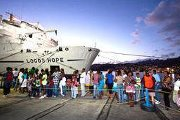 Logos Hope sails to Caribbean