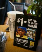 Chick-Fil-A and Living Water International partner together