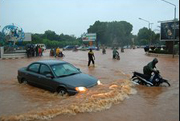 Flooding affects child ministry in Burkina Faso