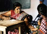 Christians hope to end worms in India
