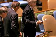 Iranian leader speaks at U.N.