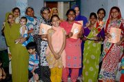 Literacy in India improves conditions for women and exposes many to the Gospel
